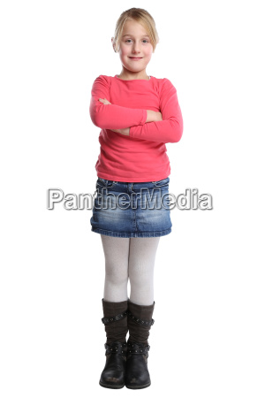 child girl full body portrait portrait