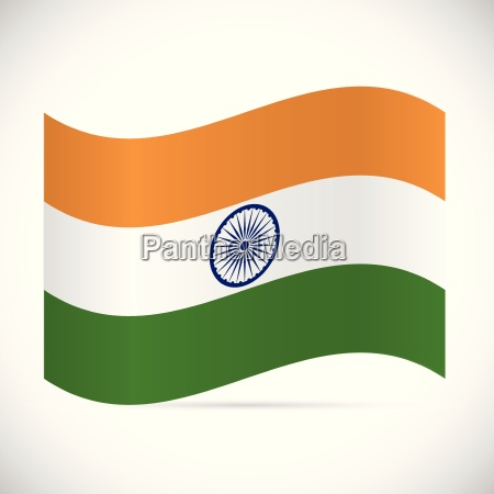 india flag illustration