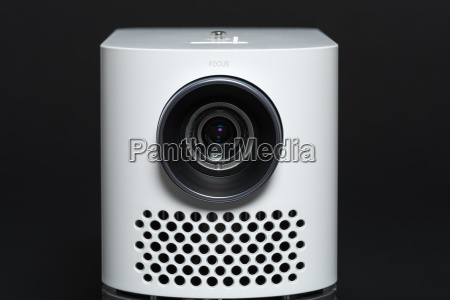 stylish mini home cinema led projector
