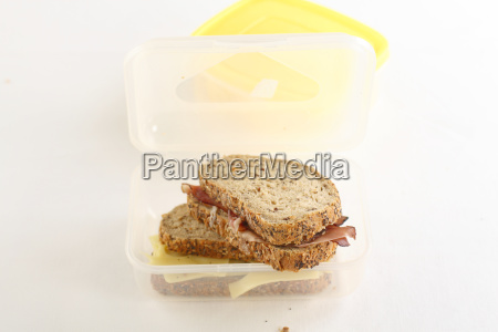 food aliment bread studio photography tin