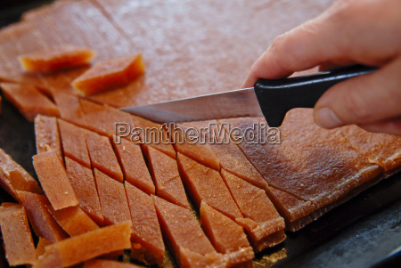 food aliment hand hands pastry rhombuses