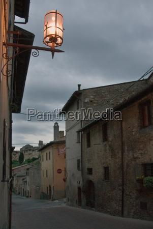 house building houses bucolic tuscany deserted
