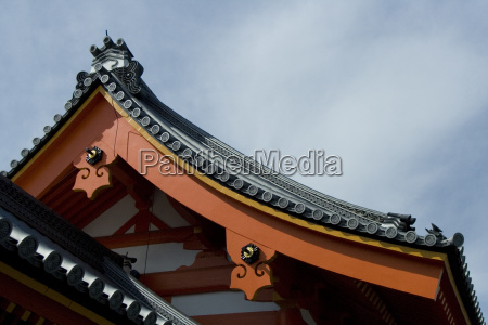 kyoto imperial palace japan asia