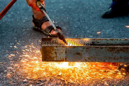 welding machine
