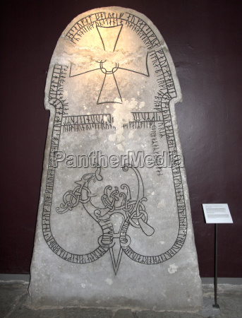 picture stone from the viking age