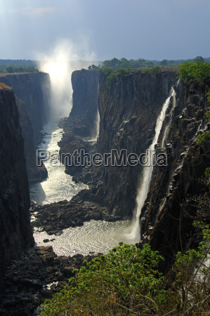 zambezi gorge victoria hall livingstone zambia