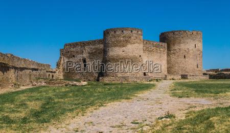 akkerman fortress near odessa city in