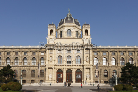 natural history museum maria theresien platz