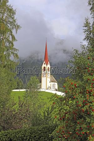 the church of saint nicholas in