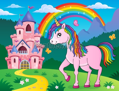 happy unicorn topic image 2