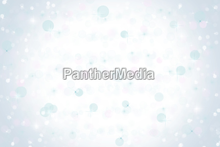 abstract teal white christmas winter background