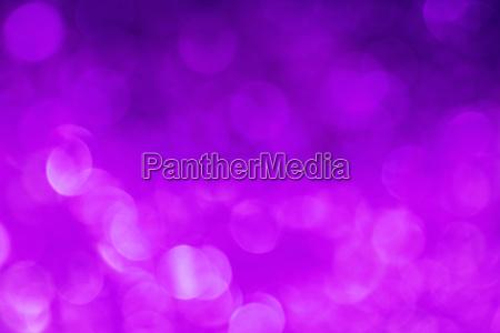 vivid purple and pink bokeh lights
