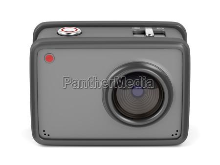 rugged action camera