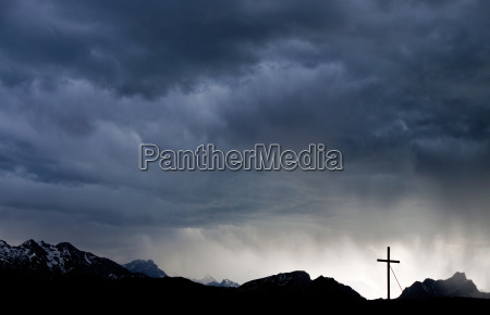 religion religious belief mountains cloud alps