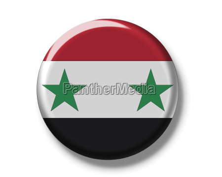isolated optional flag button syria flags