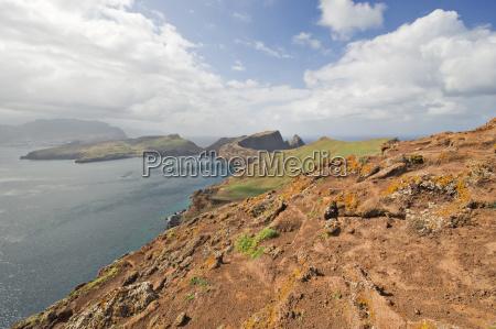 view from the pico do furado