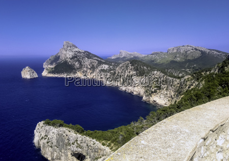 mediterranean sea a view from