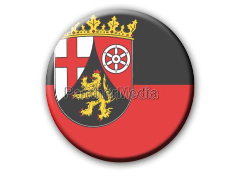 isolated europe illustration flag deserted button