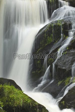 triberg waterfall black forest baden wurttemberg