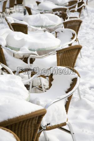 cafe restaurant bar tavern furniture winter