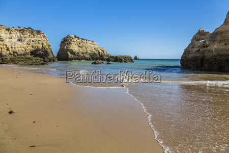 coast praia da rocha portimao algarve