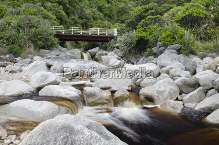 stone bridge sights stream rock sightseeing