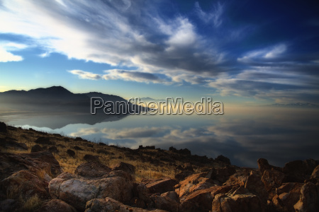 bucolic mountains american cloud sights europe