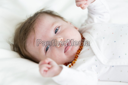 3 month old beautiful cute baby