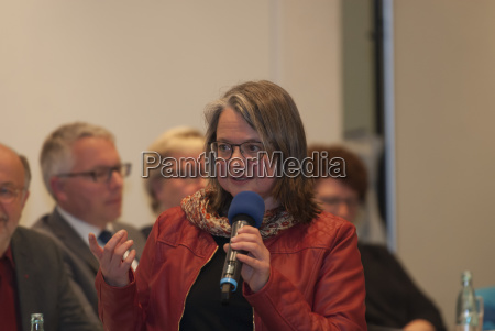 flensburg germany candidates face off in