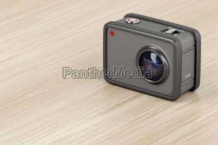 digital action camera