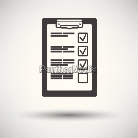 training plan tablet icon