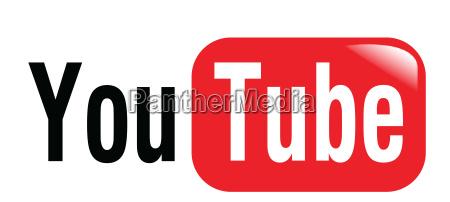 youtube logo channel video sharing media