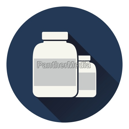 pills container icon