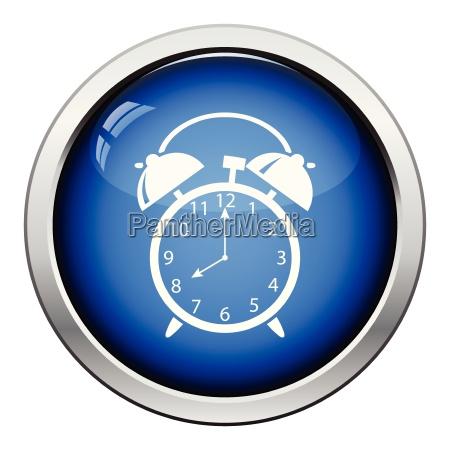 icon of alarm clock