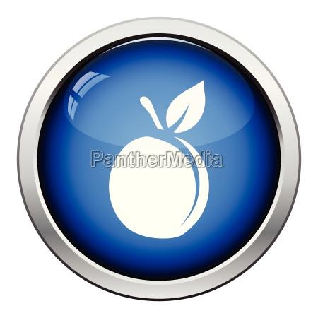 icon of peach