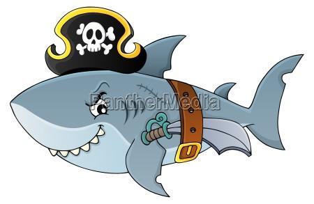 pirate shark topic image 4