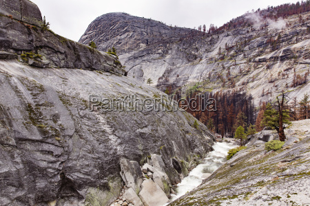 low angle view of mountains at