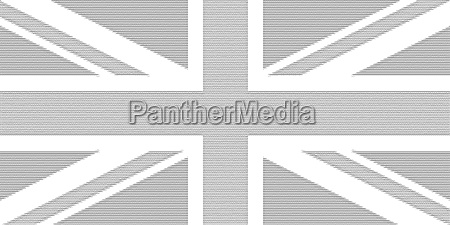 ascii art flag of the united