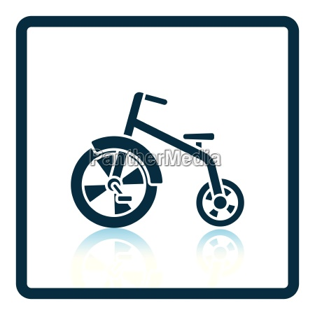 baby, trike, icon - 25056316