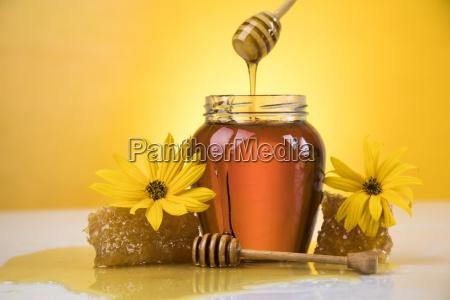 fresh, honey - 25106094