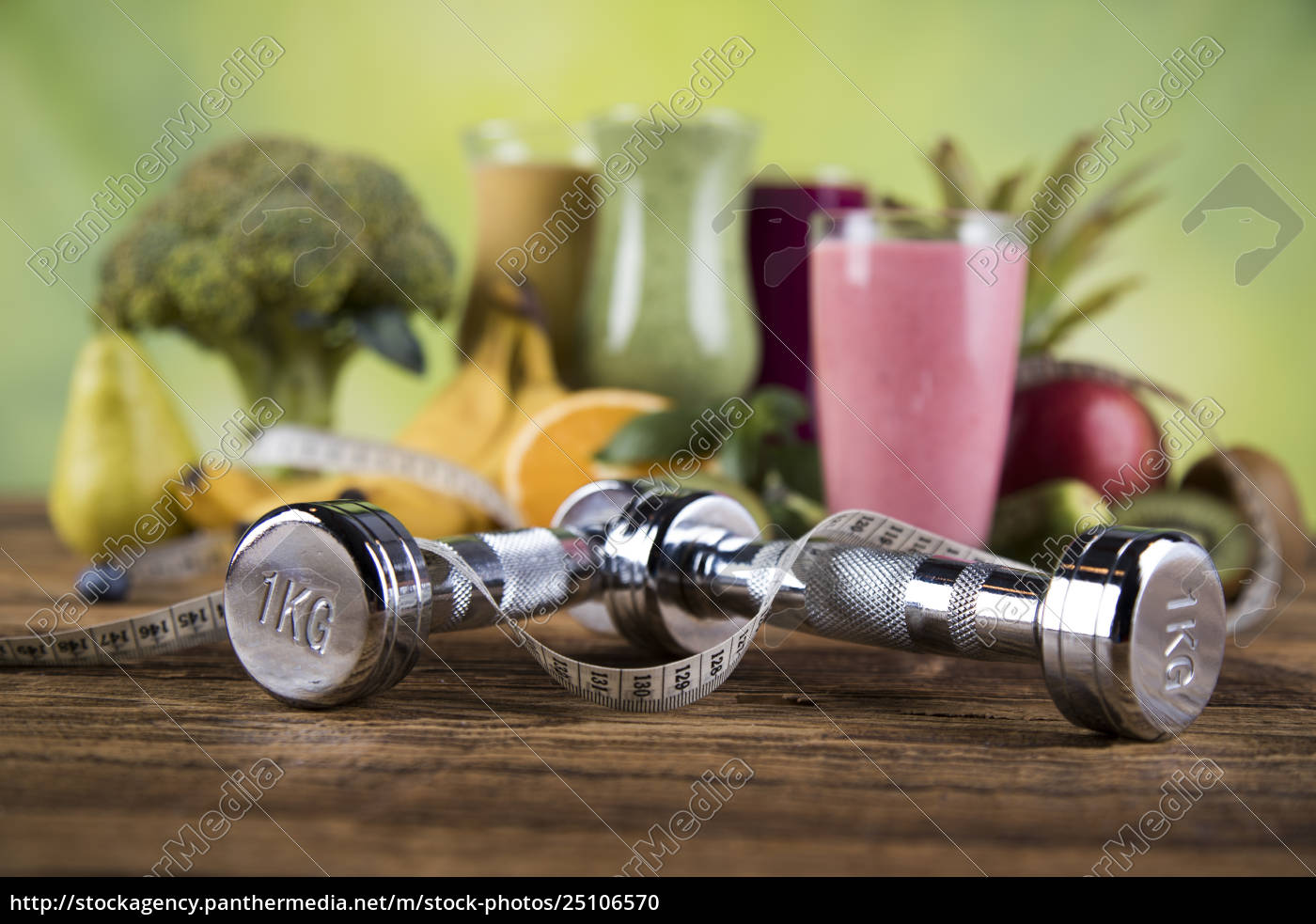 vitamin, and, fitness, diet, , smoothie - 25106570