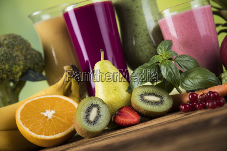 sport, diet, cocktails, , , fitness, , wooden, background - 25112922