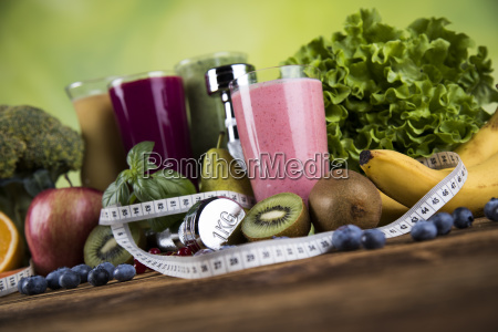 vitamin, and, fitness, diet, , smoothie - 25112844