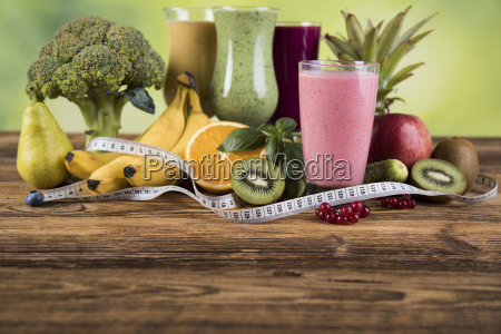 vitamin, and, fitness, diet, , smoothie - 25113026