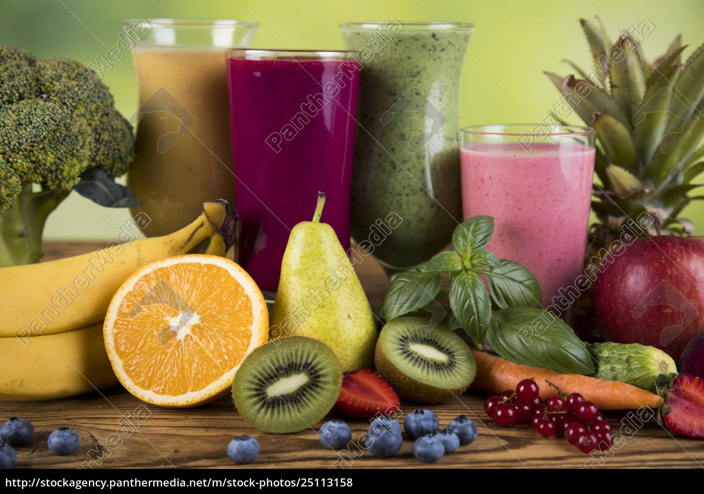 vitamin, and, fitness, diet, , smoothie - 25113158