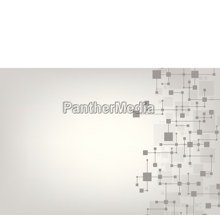 vector abstract background technology in circuit