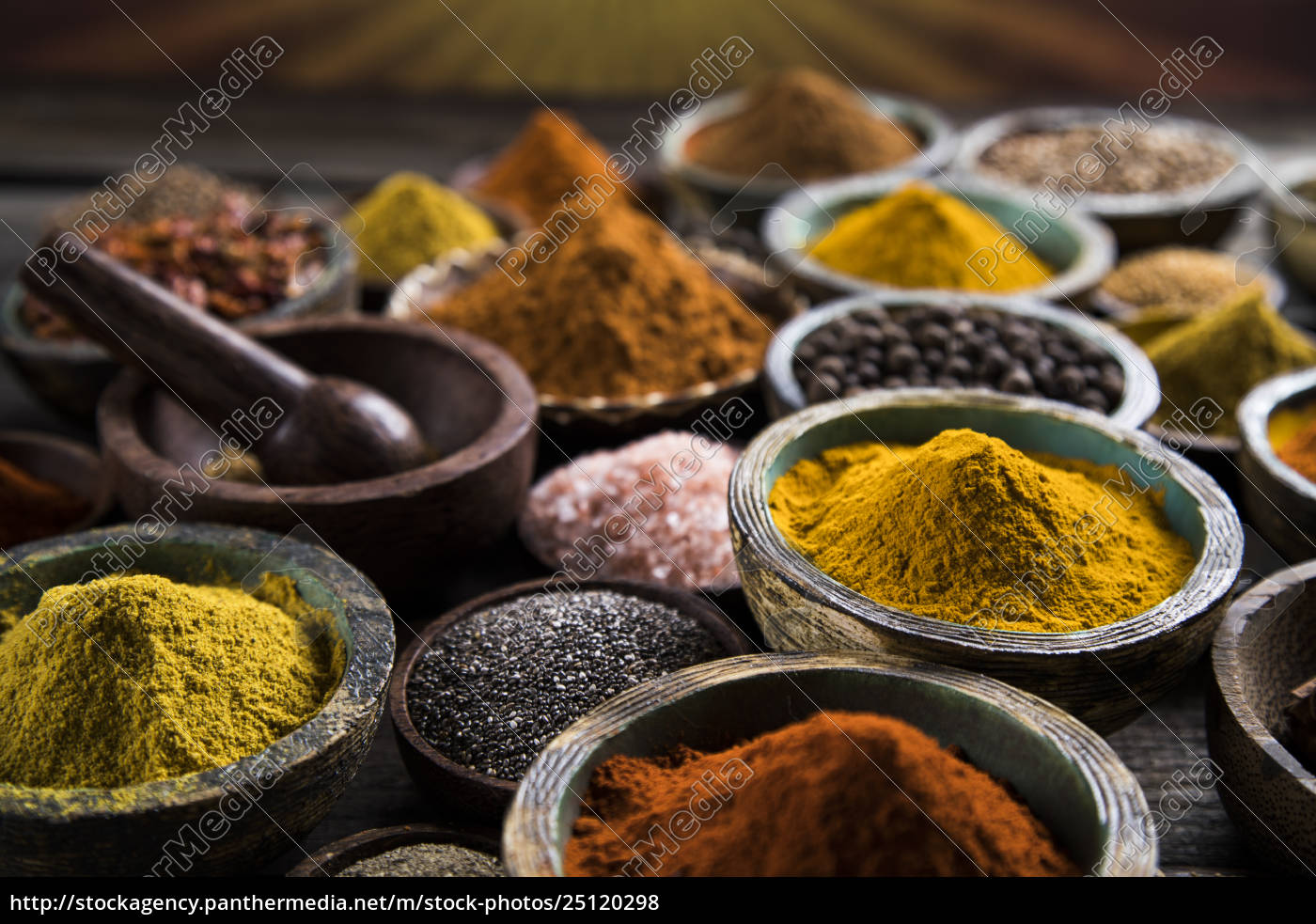 a, selection, of, various, colorful, spices - 25120298