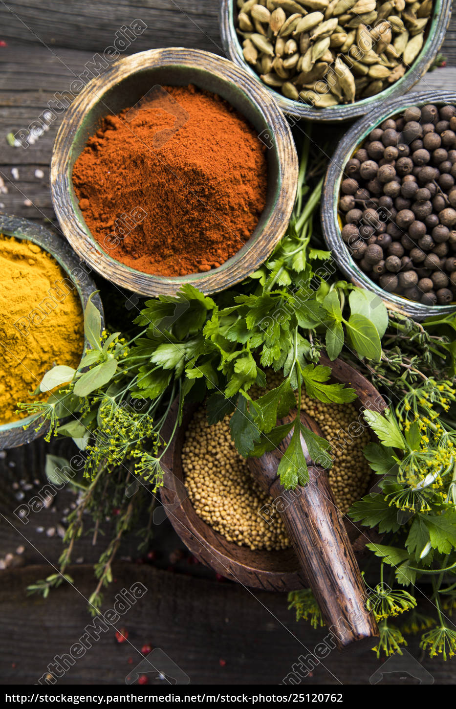 a, selection, of, various, colorful, spices - 25120762
