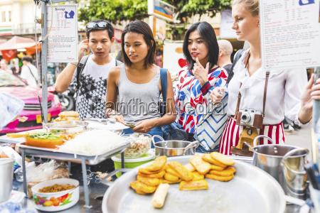 thailand bangkok khao san road group