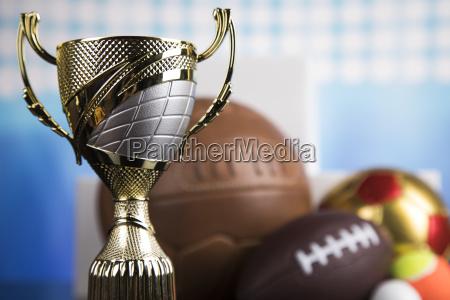 achievement, trophy, , winning, sport, background - 25129950